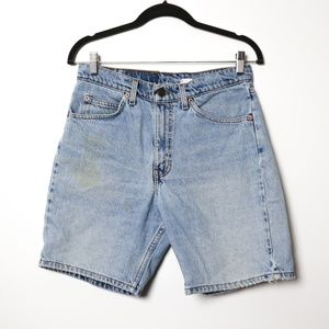 Levi's | Vintage Orange Tab Broken in Shorts 31x00